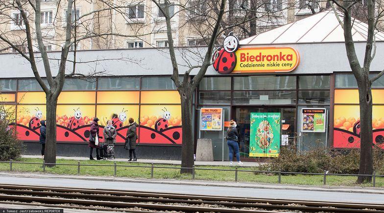 """Nagrody specjalne dla pracowników Biedronki. """"Zasadne wyróżnienie"""""""