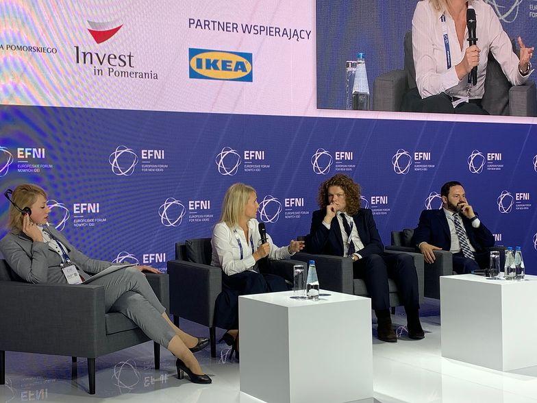 – Nasza planeta ma ograniczenia, a my nie możemy konsumować w nieskończoność - mówi Carolina Garcia Gomez, prezes IKEA Retail Polska.