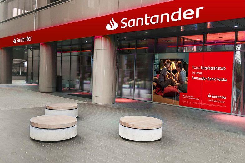 Awaria w banku Santander. Klienci żalą się na odrzucone transakcje