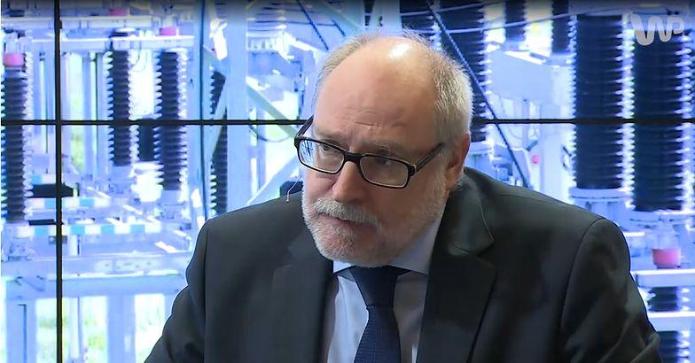 Maciej Bando, prezes URE, nie ma wątpliwości. Ustawa ws. cen prądu musi być pilnie znowelizowana
