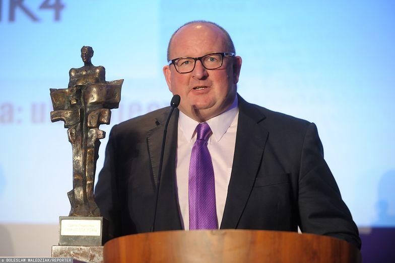 Roger Hodgkiss od 2016 r. do połowy br. był w zarządzie PZU. Wcześniej był prezesem LINK4 – w latach 2009-2015.