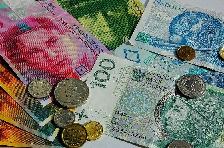 Kursy walut NBP. Wtorkowy kurs euro, funta, dolara i franka szwajcarskiego