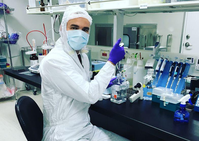 Marcin Jaskuła przyznaje, że trzeba mieć kilkaset mln złotych, aby wejść w rynek biotechnologii. Tyle kosztują same badania