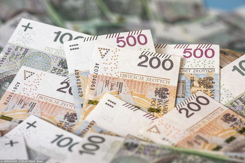 MF o stanie środków walutowych w kasie państwa