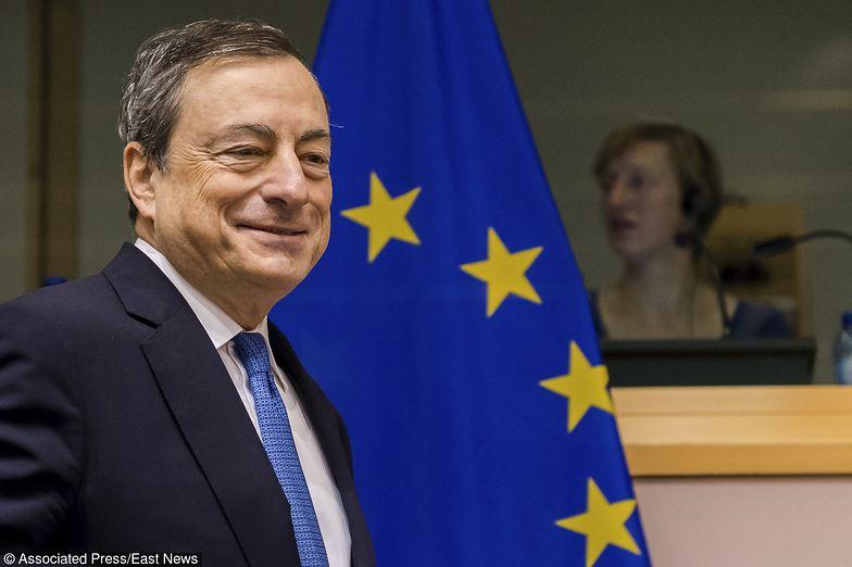 Mario Draghi kończy swoją kadencję na fotelu szefa EBC.