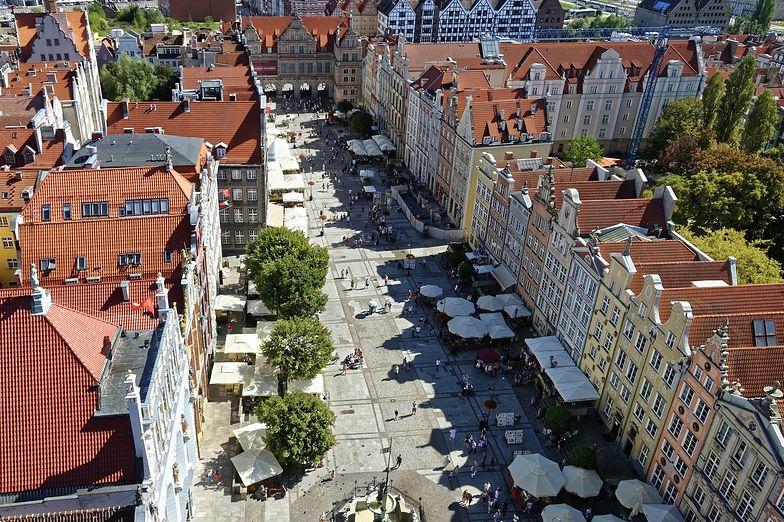 Mieszkania na obrzeżach Gdańska (na zdjęciu) są wyraźnie tańsze. Podobnie jest w okolicach Wrocławia.