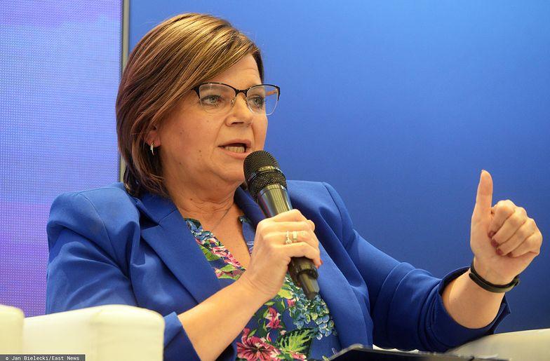 Zdaniem byłej wiceminister finansów Izabeli Leszczyny czwartkowy wyrok TSUE może zachwiać sektorem bankowym w Polsce