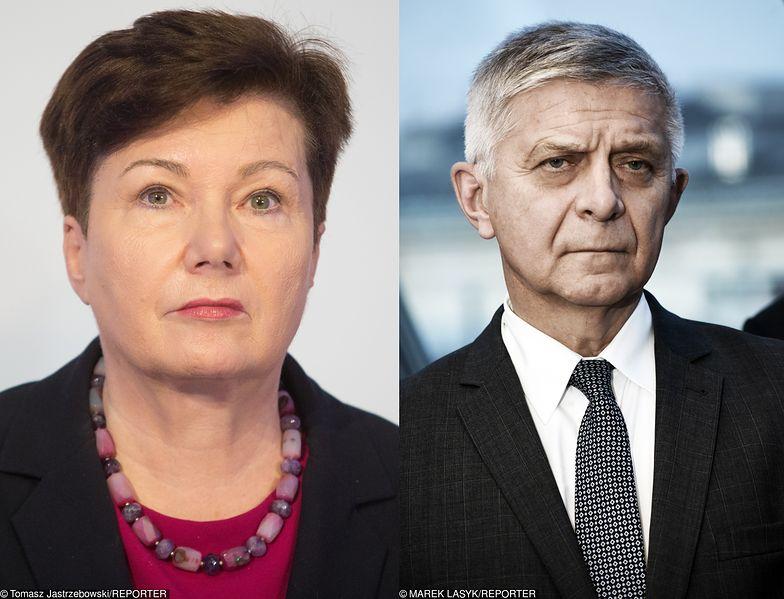 Hanna Gronkiewicz-Waltz odpowiada Jarosławowi Kaczyńskiemu ws. zarobków w NBP