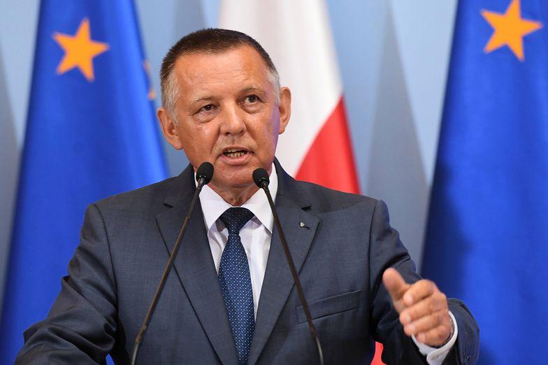 Marian Banaś, szef NIK zadeklarował, że nie odejdzie ze stanowiska