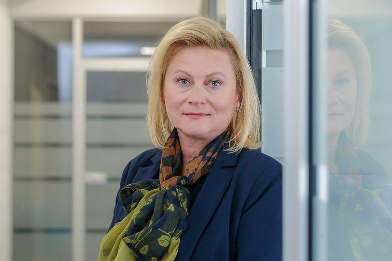 Renata Juszkiewicz komplementuje pomysł rządu