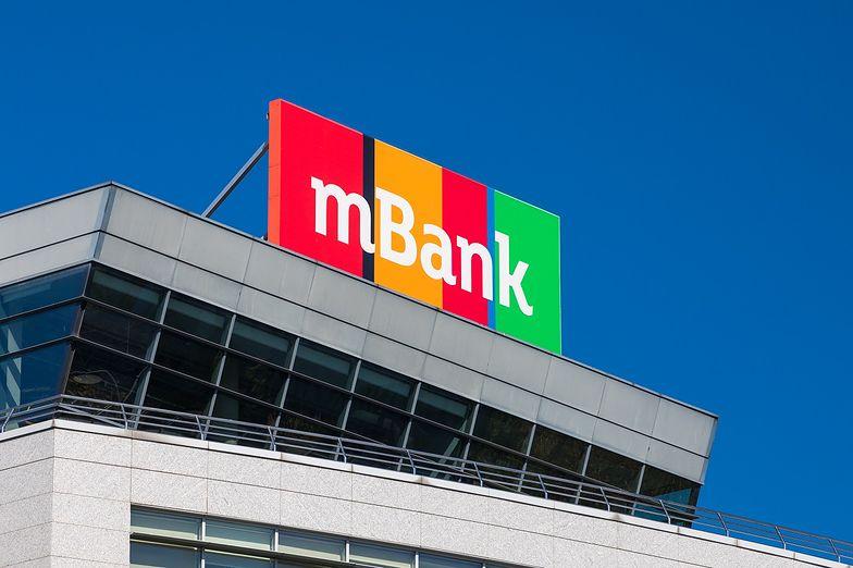 Większość akcji mBanku ma w tej chwili Commerzbank.