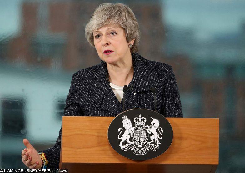 Theresa May próbuje kupić głosy ws. umowy o brexicie? Rządowy projekt nie spodobał się opozycji
