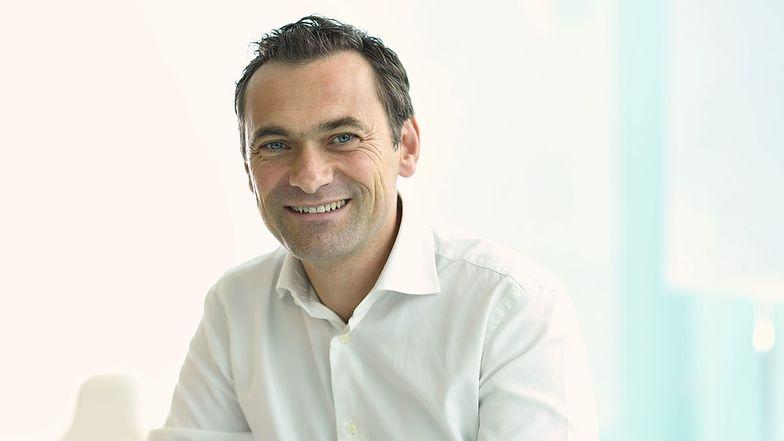 Benoit Legrand, szef innowacji ING