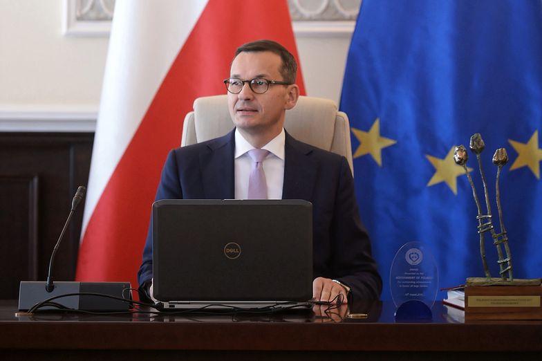 Mateusz Morawiecki chce zrównoważyć budżet państwa