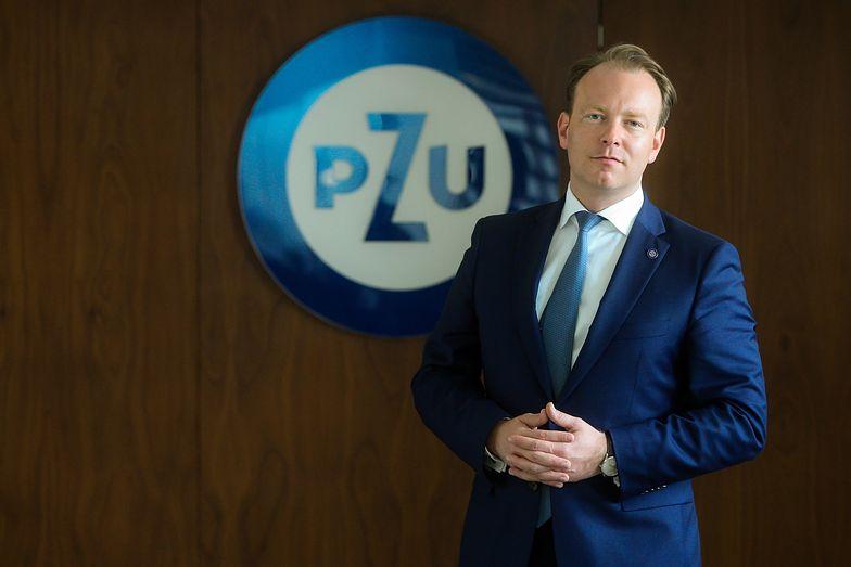 Paweł Surówka będzie prezesem PZU przez kolejną kadencję