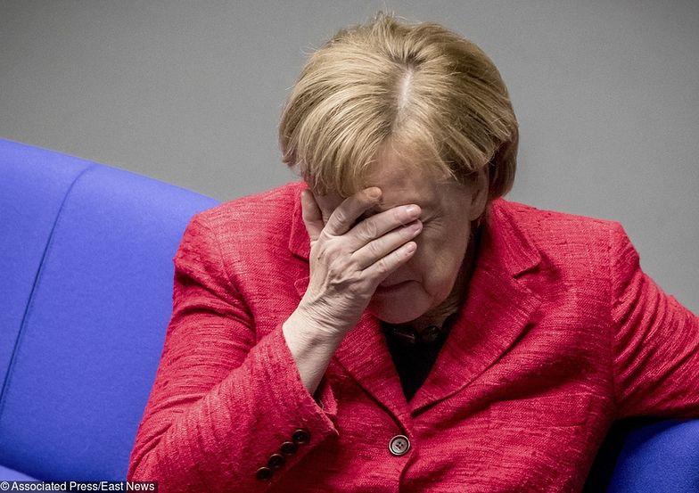 Niemiecka kanclerz Angela Merkel nie może być zadowolona z najnowszych prognoz gospodarczych.