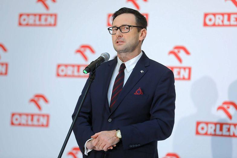 Daniel Objatek, prezes PKN Orlen