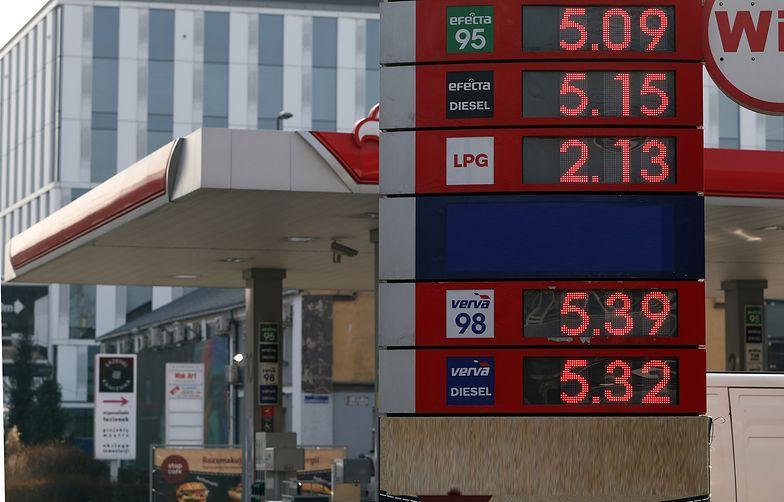 Propozycje PIP dot. zakazu handlu mogą doprowadzić do zamknięcia sklepów na stacjach benzynowych.
