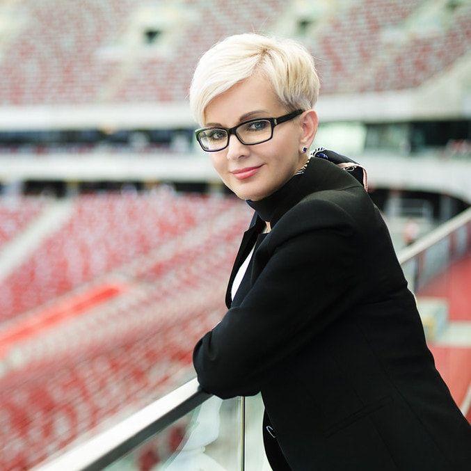 Alicja Omięcka. Od maja 2018 roku pełniła funkcję Prezesa Zarządu Spółki PL.2012+