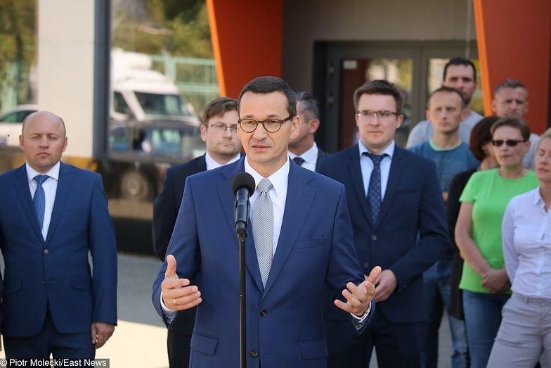 Premier Mateusz Morawiecki w środę odwiedził firmę SuperDrob. Wykorzystał tę okazję, by uspokoić przedsiębiorców