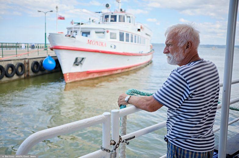 Komisja Europejska zezwoliła na zwolnienie marynarzy z podatku