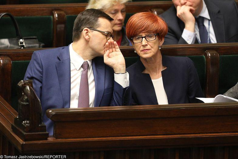 Elżbieta Rafalska poinformowała, że 500+ na pierwsze dziecko pojawi się na posiedzeniu rządu w przyszłym tygodniu