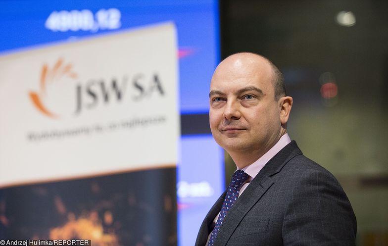 Na czele JSW stoi prezes Daniel Ozon.
