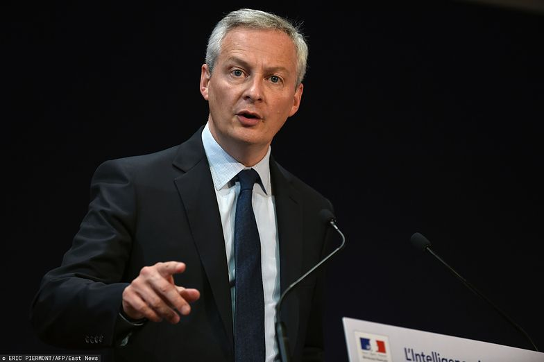 Francuski rząd szykuje pomoc dla dużych firm. Możliwa nawet nacjonalizacja