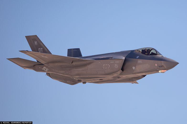 Umowa na zakup samolotów F-35 nie obejmie offsetu
