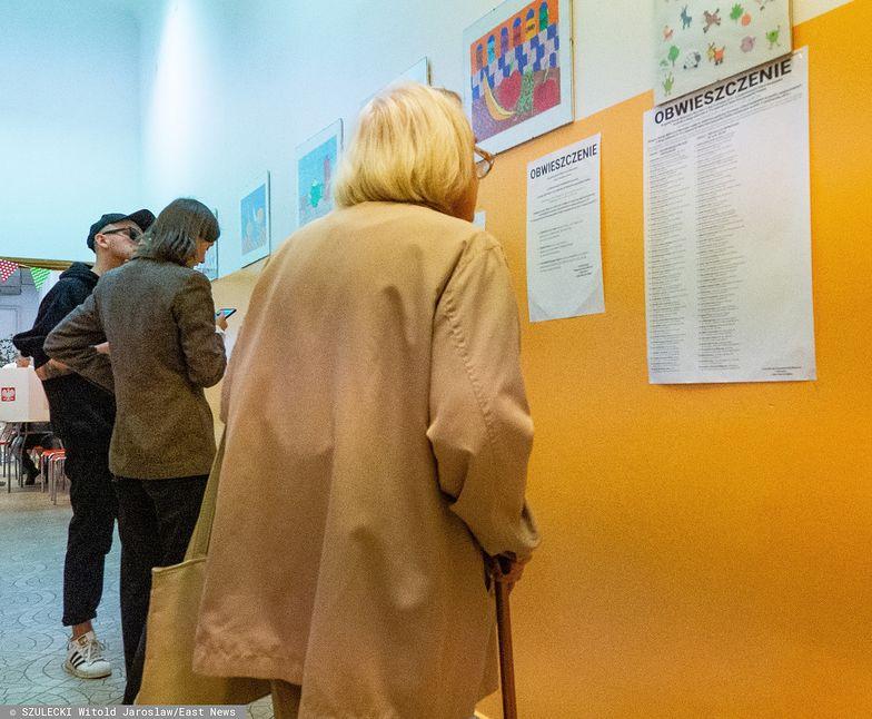Przed ostatnimi wyborami emeryci dostali trzynastkę.