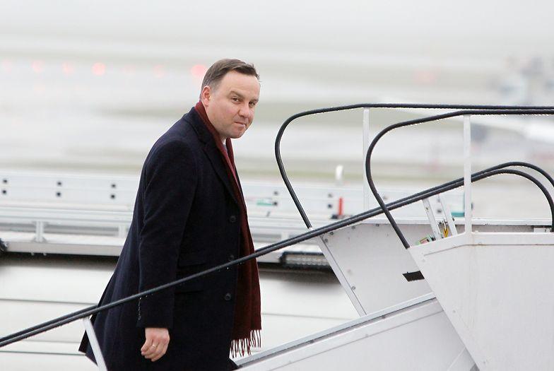 """""""Program uczestnictwa Prezydenta w Forum jest bardzo bogaty"""" - podkreśla Pałac Prezydencki."""