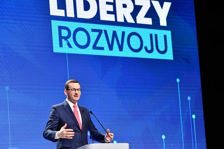Mateusz Morawiecki zapewnił, że przez resztę kadencji chce wspierać przedsiębiorców i sprawić, by mogli konkurować z firmami zagranicznymi