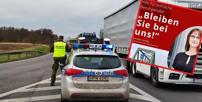 Niemcy zachęcają Polaków, by nie wracali do swojego kraju