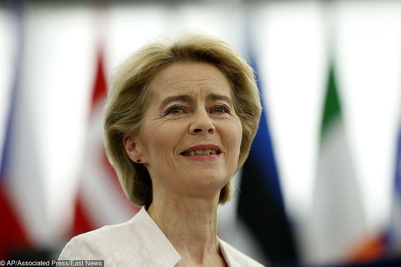 Unijni urzędnicy chcą namówić Ursulę von der Leyen, by stworzyć fundusz, który miałby wspierać europejskie firmy w walce ze światowymi gigantami