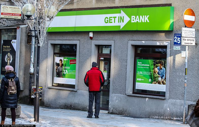 """Blisko 13,5 mln zł kary dla Getin Noble Banku. UOKiK jasno: """"bank stosował niedozwolone klauzule"""""""