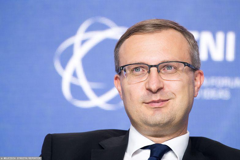 Znacząco większa partycypacja w PPK jest widoczna w firmach z zagranicznym kapitałem, szczególnie amerykańskich i brytyjskich - mówi PawełBorys, prezes PFR
