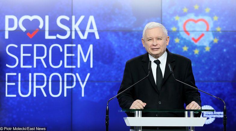 Jarosław Kaczyński już wie, czym będzie przekonywał Polaków przed jesiennymi wyborami: 500+