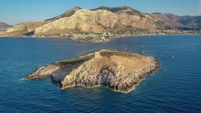 Isola delle Femmine - ponownie wystawiona na sprzedaż