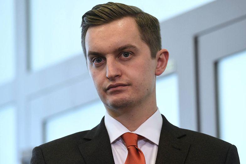 Sebastian Kaleta złożył skargę na decyzję Izby Adwokackiej, która przywróciła do palestry Roberta N., jednego z oskarżonych w aferze reprywatyzacyjnej.