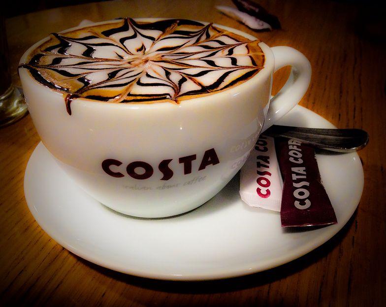 Coca Cola chce wydać na kawiarnie niemal 4 mld funtów