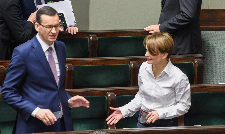 """To Jadwiga Emilewicz ogłosiła """"koniec"""" testu przedsiębiorcy. M.in. jej resort pracuje nad sposobem uszczelnienia przepisów"""