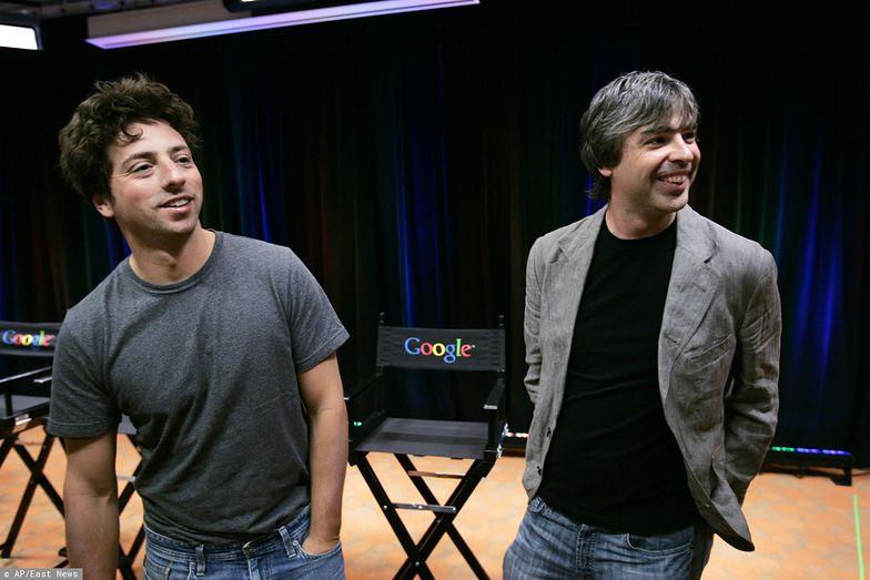 Larry Page i Sergey Brin odchodzą ze spółki Alphabet