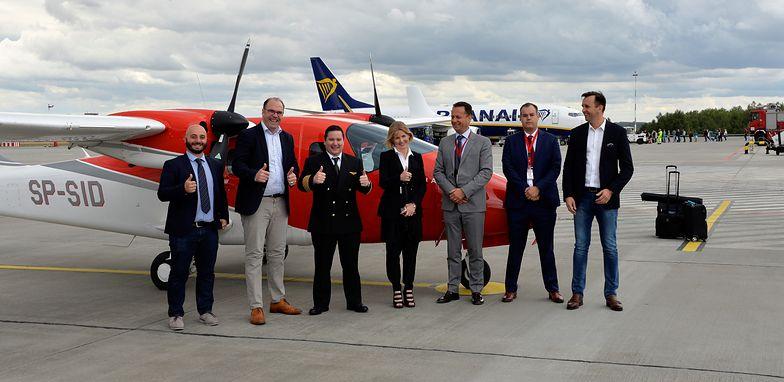 Na takich maszynach będą się szkolić przyszli piloci Ryanair.