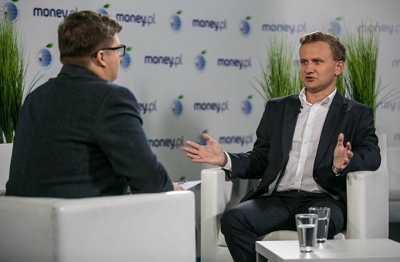 Bartosz Marczuk przekonuje, że z czasem więcej uprawnionych przekona się do oszczędzania w PPK