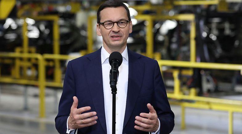 Mateusz Morawiecki zapewnia, że skutki budowy nowej fabryki będą odczuwane do 2040 roku