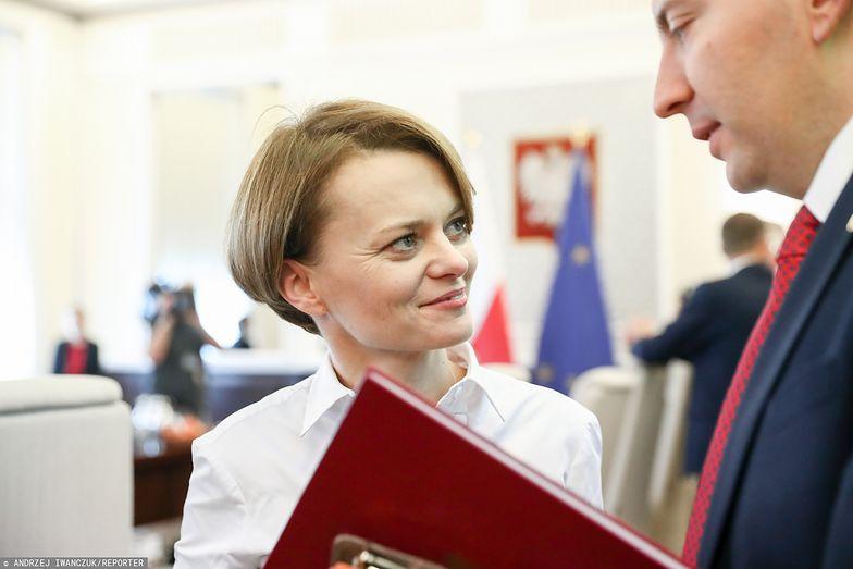 Jadwiga Emilewicz zyska w rządzie nowe kompetencje.