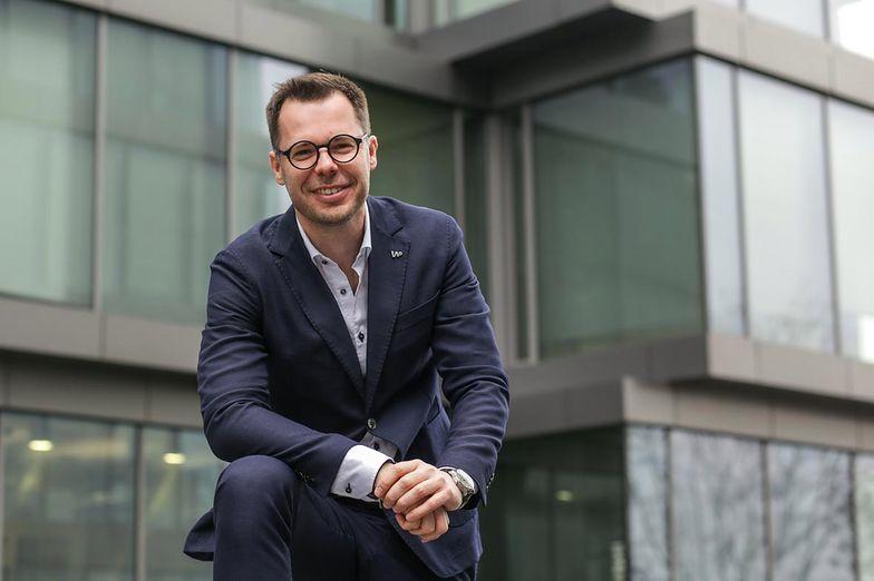 Jacek Świderski, prezes Wirtualna Polska Holding
