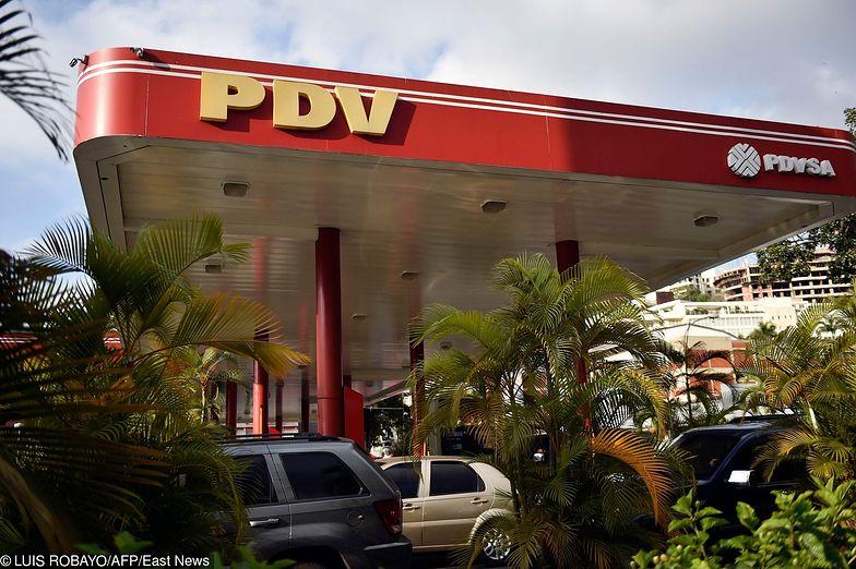 PDVSA to jedna z największych firm państwowych w Wenezueli