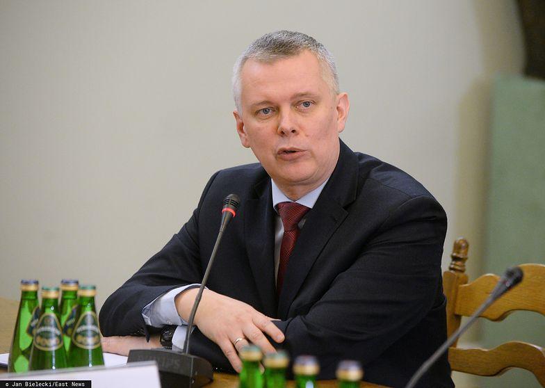 Tomasz Siemoniak wyrasta na głównego wroga zakupu samolotów F-35.