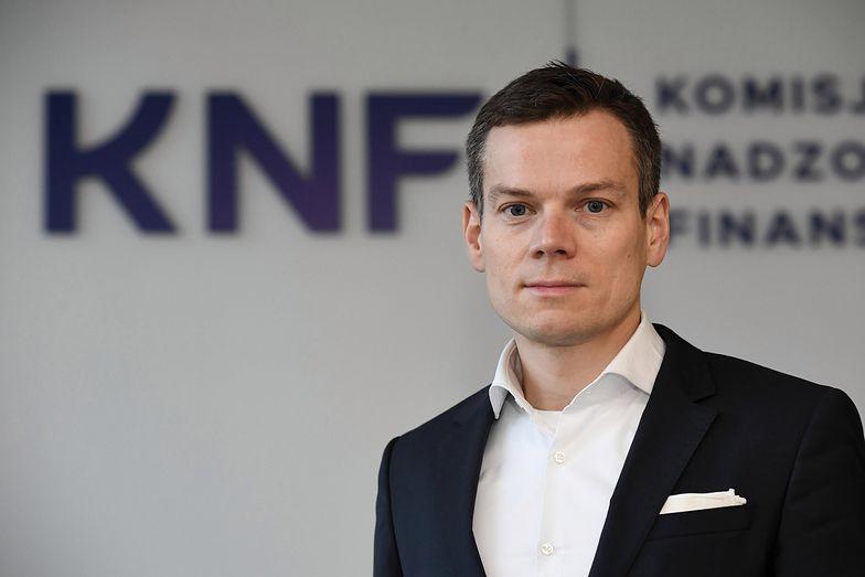 KNF czekają zmiany, zapowiada je nowy szef Komisji
